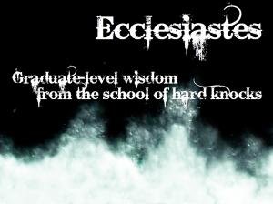 Ecclesiastes logo.001